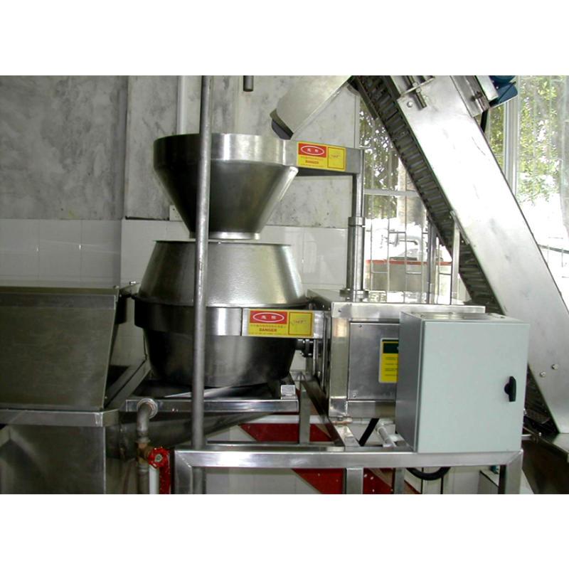 天然薯片生产线